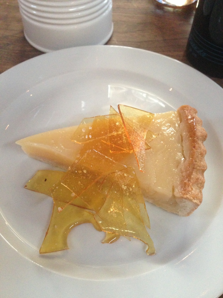 Vinegar Pie, Salt Brittle